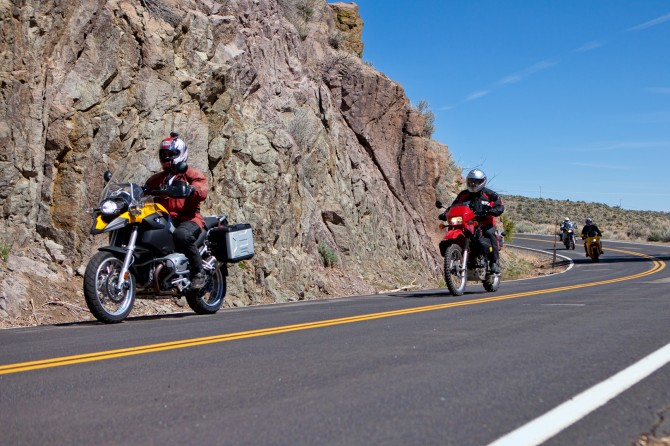 What's the right motorcycle for the Carson Valley Lake Tahoe Adventure Motorcycle Ride?