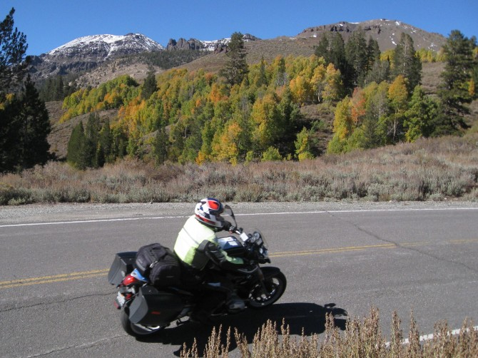 Fall colors on Sonora Pass