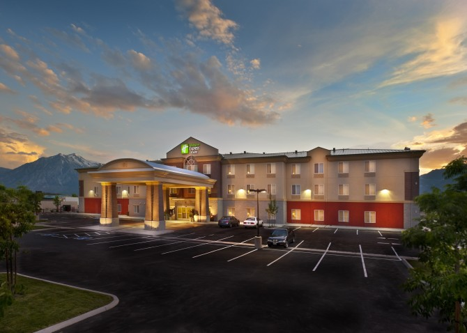Holiday Inn Express, Minden, Nevada