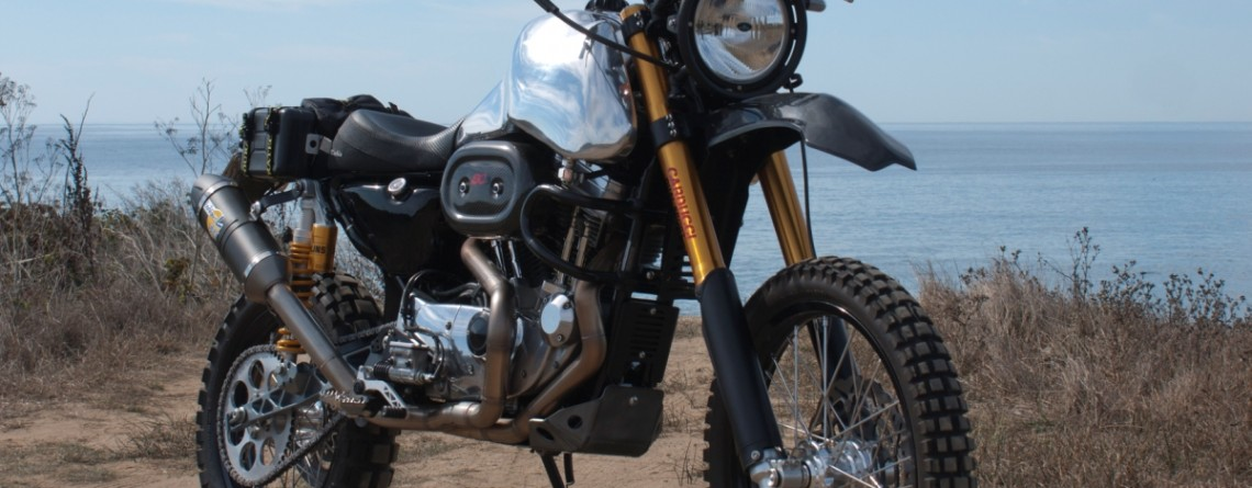 Carducci Dual Sport at Carson Tahoe Moto